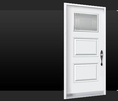 Accueil solaris qu bec portes et fen tres inc manufacturier de portes et fen tres for Porte exterieur noir